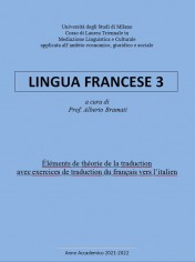 LINGUA FRANCESE 3-MED 2021-22