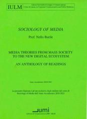 SOCIOLOGY OF MEDIA  2020 - 2021